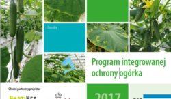Program Integrowanej Ochrony Ogórka Pod Osłonami na 2017 r